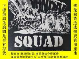 二手書博民逛書店VANDAL罕見SQUAD汪達爾小隊 英文原版Y199921 J