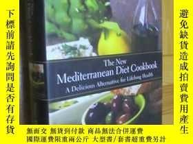 二手書博民逛書店The罕見New Mediterranean Diet Cookbook: A Delicious Alterna