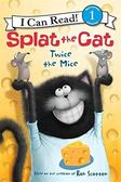 An I Can Read Book Level 1:Splat the Cat and Twice the Mice