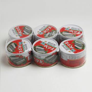 【同榮】番茄汁秋刀魚230g *6罐/組