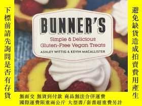 二手書博民逛書店Bunner s罕見Bake Shop CookbookY191