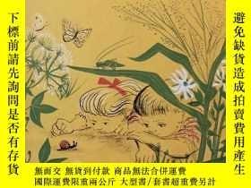 二手書博民逛書店稀缺,《罕見The Tall Grass Zoo 》插圖版,19