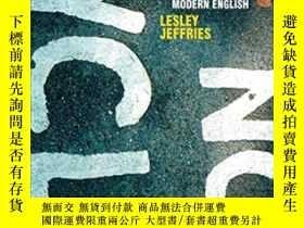 二手書博民逛書店Discovering罕見LanguageY256260 Lesley Jeffries Palgrave M