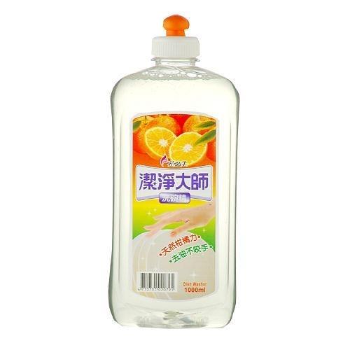 潔淨大師洗碗精1000ml【愛買】