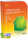 [7美國直購] 2018 amazon 亞馬遜暢銷軟體 Microsoft Office Home and Student 2010 Family Pack, 3PC