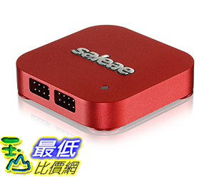 邏輯分析儀 Logic Pro 8 (Red) Saleae 8-Channel Logic Analyzer Compatible With Windows Mac Linux