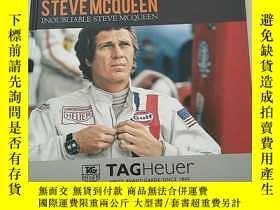 二手書博民逛書店Unforgettable罕見Steve McQueenY261
