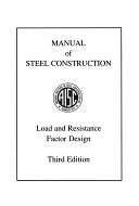 二手書博民逛書店《Manual of Steel Construction: Load & resistance factor design》 R2Y ISBN:1564240517