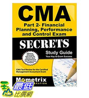 [106美國直購] CMA Part 2 - Financial Decision Making Exam Secrets Study Guide