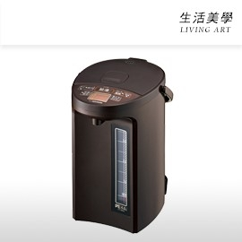 象印 ZOJIRUSHI【CV-GB40】電熱水瓶 4公升 快速煮沸 五段保溫 五段定時 防止空燒