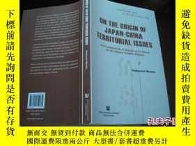 二手書博民逛書店ON罕見THE ORIGIN OF JAPAN-CHINA TE