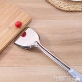 鍋鏟鏟勺套裝鍋鏟湯勺菜勺家用隔熱小麥稈不銹鋼鏟勺廚房炒菜鏟子 伊蒂斯女裝