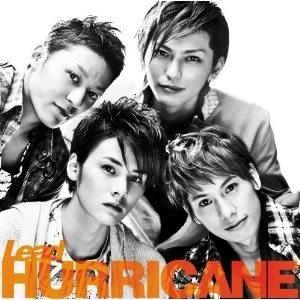 Lead HURRICANE 2011全新單曲CD (普通版) 台壓版 (購潮8)
