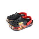 Crocs 涼鞋 花園鞋 黑/紅 童鞋 206472-001 no021