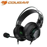 COUGAR 美洲獅 VM410  XB 耳罩式電競耳機 綠
