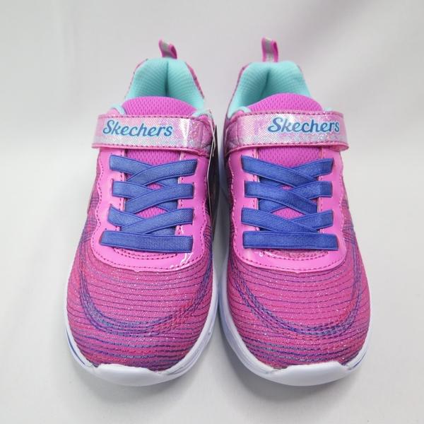Skechers S LIGHT-SHIMMER BIAMS 中童鞋 20300LPKMT 粉【iSport愛運動】