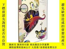 二手書博民逛書店村上隆罕見Takashi Murakami: Prints  My First Art SeriesY358