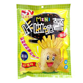 (有效期限至2019.04.26)【嘉南】咔啦MINI脆薯-海苔/包(105g)-奶蛋素