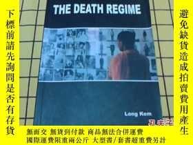 二手書博民逛書店THE罕見DEATH REGIME(英文原版)【THE DEAT