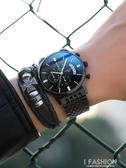 2019新款概念全自動機械表韓版潮流學生鋼帶手錶男士石英防水男表-Ifashion