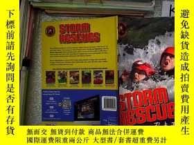 二手書博民逛書店rescue罕見operations storm rescues 救援行動風暴救援Y203004