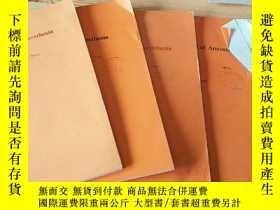 二手書博民逛書店British罕見journal of anaesthesia(