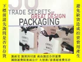二手書博民逛書店trade罕見secrets of great design p