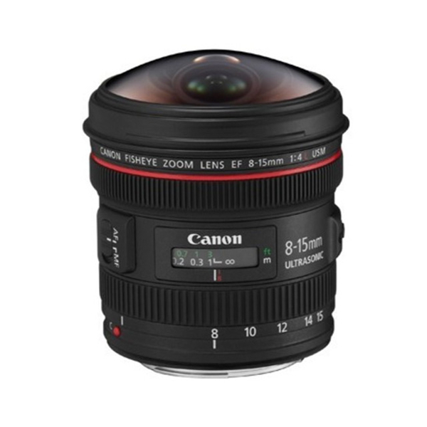 【24期0利率】平輸貨 CANON EF 8-15mm f4 L 平行輸入 保固一年 f/4 W 魚眼鏡頭