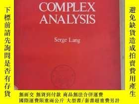 二手書博民逛書店complex罕見analysis(P1043)Y173412