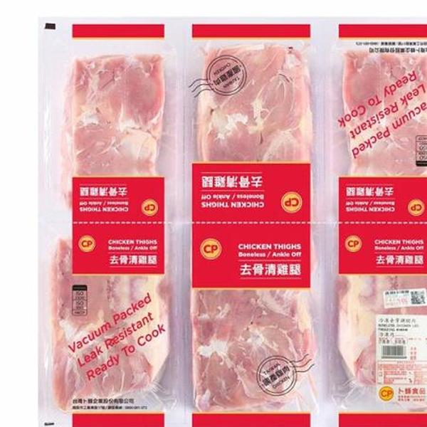 [COSCO代購 產地臺灣] W146146 蔔蜂去骨雞腿肉 2.5公斤 X 6入