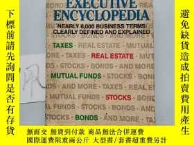 二手書博民逛書店FORTUNE罕見EXECUTIVE ENCYCLOPEDIAY15335