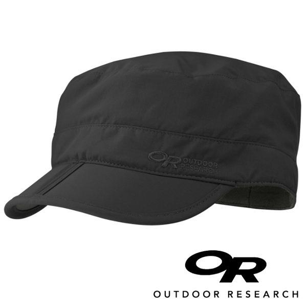 【OR 美國】Radar 可摺收口袋帽/棒球帽『黑』243446 防曬帽.圓盤帽.大盤帽.遮陽帽.棉帽