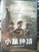 挖寶二手片-P24-022-正版DVD-電影【小鎮神蹟】-根據真實事件改編(直購價)