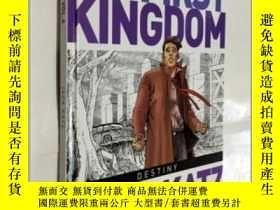 二手書博民逛書店The罕見First Kingdom Vol. 6: Destiny 第一王國卷 6:命運 英文漫畫 精裝Y3