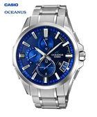 CASIO卡西歐OCEANUS 世界六局電波頂級腕錶電波鈦金屬藍牙連動智慧型腕錶OCW-G2000-2A