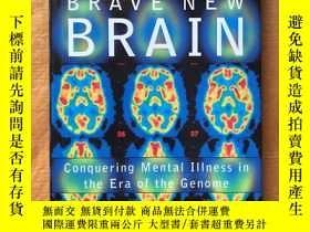 二手書博民逛書店Brave罕見New Brain: Conquering Men