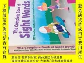 二手書博民逛書店Complete罕見Book of Sight Words 英文原版Y20113 Shannon Keeley