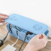✭慢思行✭【R76】電線桌面整理盒 插線板 理線盒 電源線  電腦網線盒 遙控器 隱藏式 整理