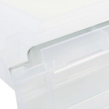 KEYWAY 雙開直取式整理箱 50L LD-955 55x42x31cm