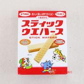 日本零食岩本_條狀威化餅(1歲以上)24g【0216零食團購】4970014150151