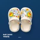 洞洞鞋 女童寶寶洞洞鞋兒童防滑小童夏兒童拖鞋寶寶沙灘鞋男孩兒童eva 歐歐