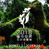 【台中花博 - 年終特賣 - 225元】2018 臺中世界花卉博覽會 - (原價350元)