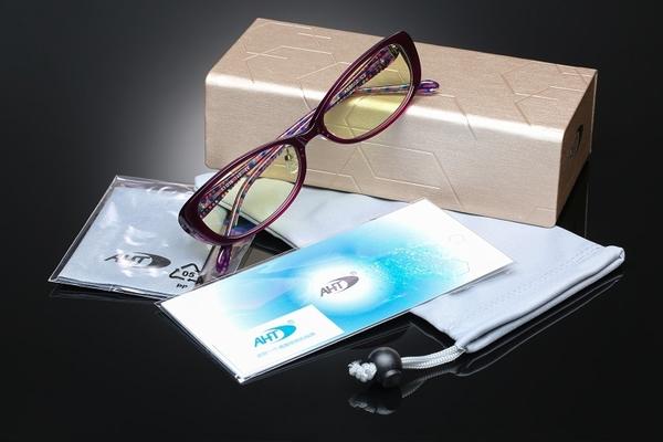 《FUTIS》AHT 抗藍光眼鏡 防藍光 濾藍光 3C護目鏡 抗UV 防止眼睛疲勞 ABB002_C2 蘇格蘭紫