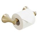 【 麗室衛浴】 美國KOHLER Coralais 衛生紙架 (金) K-13434T-AF 159×93×59mm
