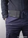 斜背包 戶外跑步運動超薄手機套腰帶腰包男女通用潮牌小型輕便牛津手機包 瑪麗蘇
