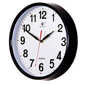 【618好康又一發】鐘表掛鐘客廳圓形創意時鐘掛表石英鐘