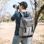 單反包雙肩攝影背包尼康佳能大容量專業單反相機包【Kacey Devlin】