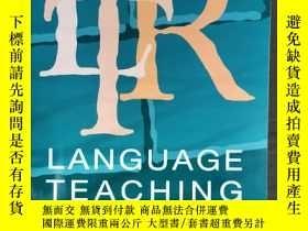 二手書博民逛書店LTR罕見language teaching research 2019年volume 23 number 2