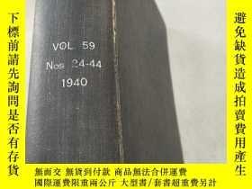 二手書博民逛書店chemistry罕見and industry Vol.59 N