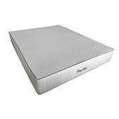 【SleepRite】恆溫凝膠乳膠-冰絲乳膠獨立筒捲床床墊雙人5x6.2呎